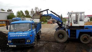 Jana Pitínová - prodej paliva a nákladní doprava, areál čerpací stanice VS PETROL - profilová fotografie