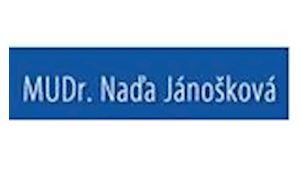 Jánošková Naďa MUDr.