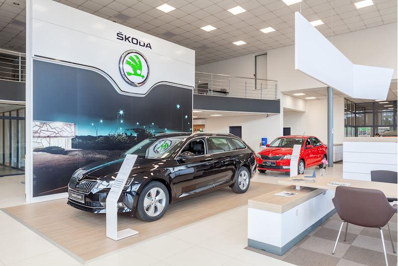 Auto - Poly spol. s r.o. - autorizovaný prodej a servis vozů Škoda a VW užitkové - fotografie 5/9
