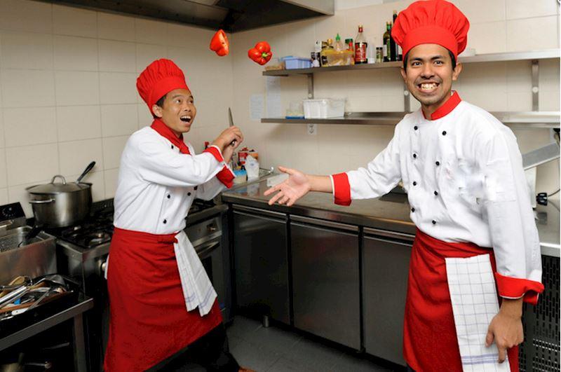 Thajsko-japonská restaurace SAIKO Cuisine