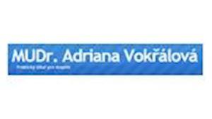 MUDr. Adriana Vokřálová - praktický lékař pro dospělé
