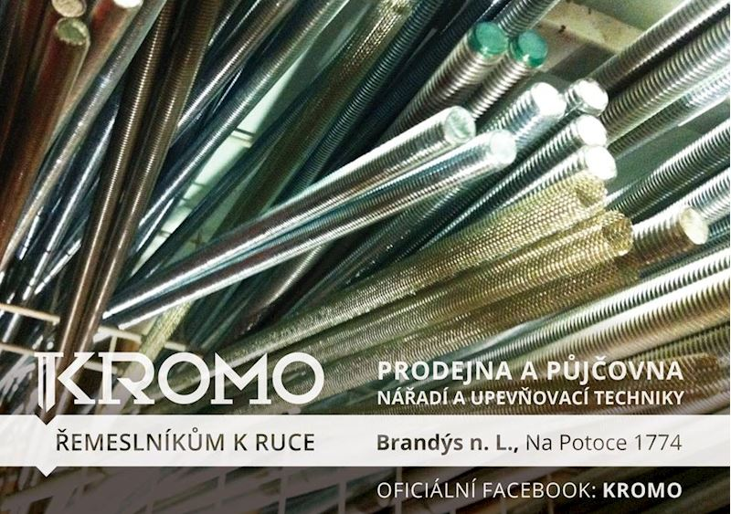 KroMo Brandýs s.r.o. - fotografie 11/11