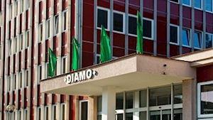 DIAMO, státní podnik, Odštěpný závod Správa uranových ložisek Příbram
