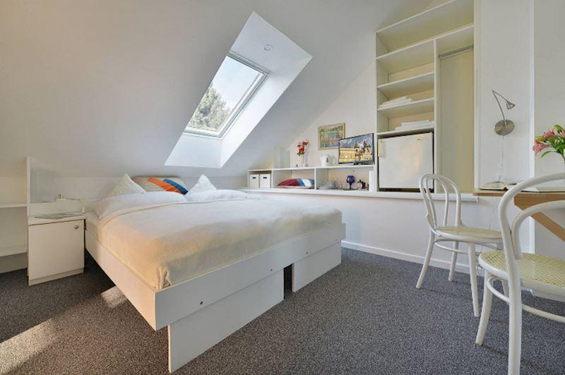 2 Dvoulůžkový pokoj