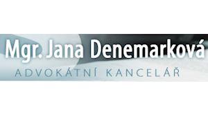 Denemarková Jana Mgr. - advokátní kancelář