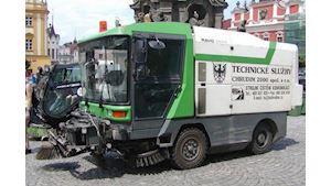 Úklid a čištění městských komunikací, včetně zimní údržby a dopravního značení