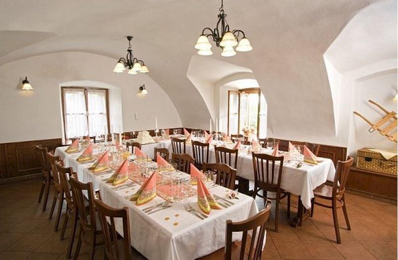 Restaurace U Rychtáře - salónek Baštýř