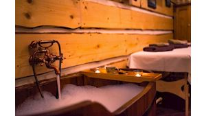 Aroma koupele z Kačenčiných hor