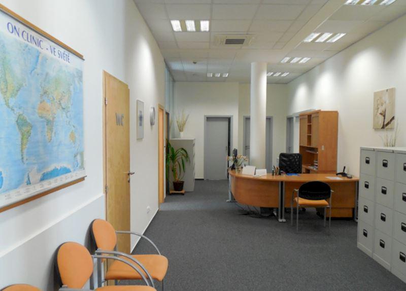 Pracoviště v Praze