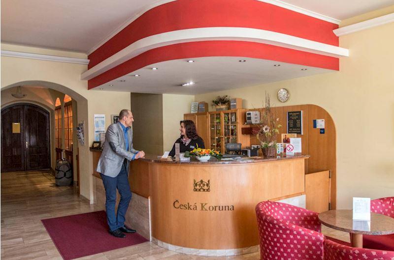 Hotel Česká Koruna ***+ - fotografie 5/15