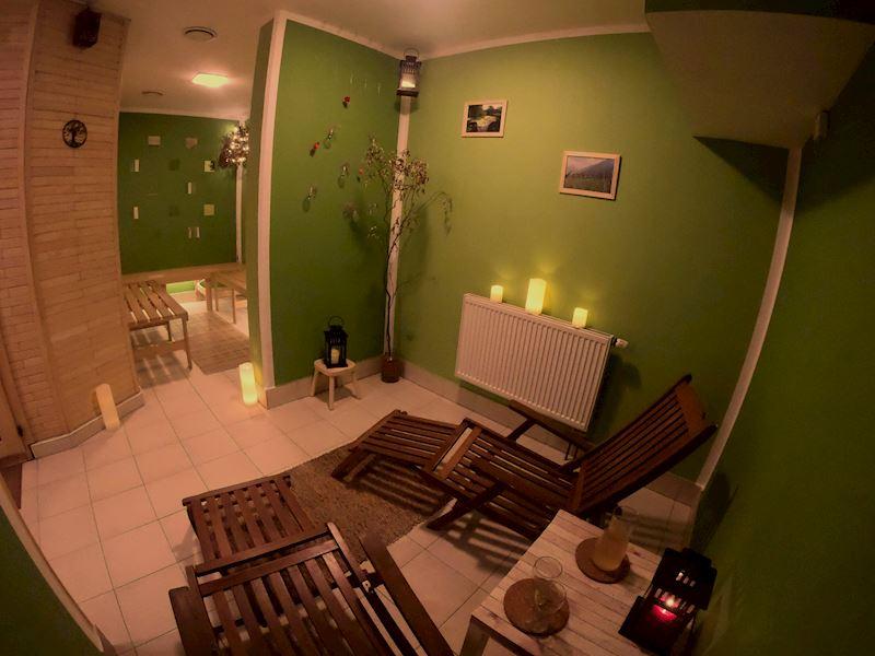 Relax Troja - privátní sauna pro páry a rodinu - fotografie 6/8