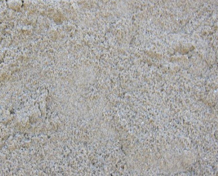Písek tříděný betonářský