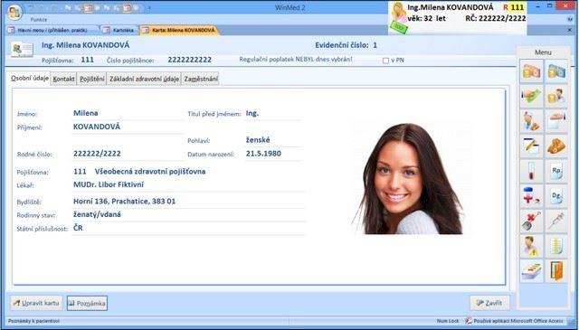 DATA-PLAN Bohemia spol. s r.o. - zdravotnický software - fotografie 1/20