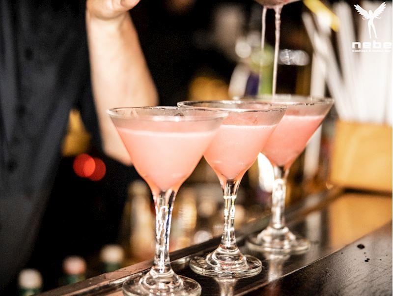 Nebe Cocktail & Music Bar Křemencova - fotografie 5/12