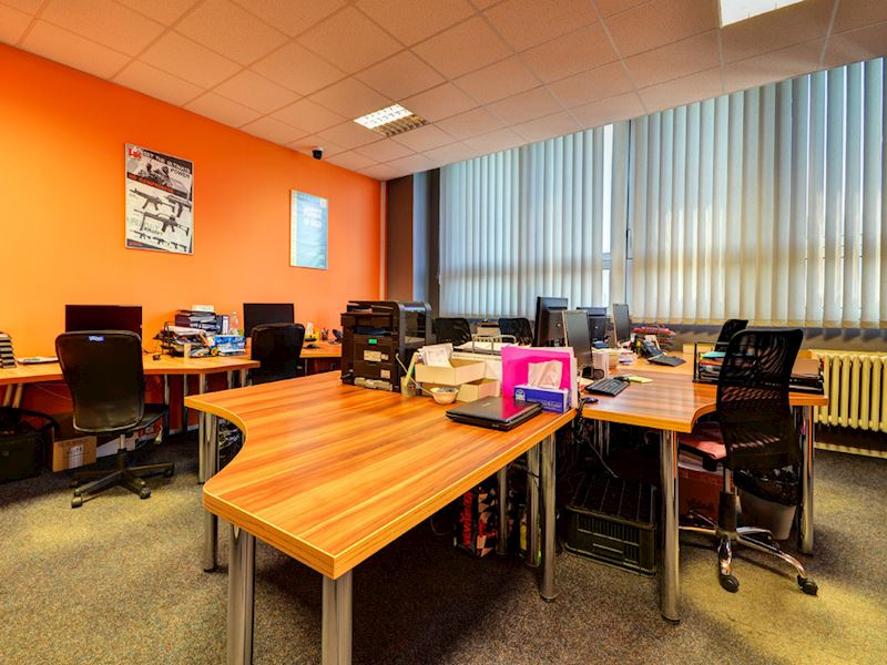 Kancelář fakturace