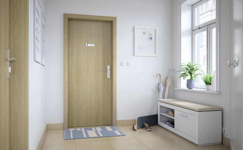 Vzorek dveří