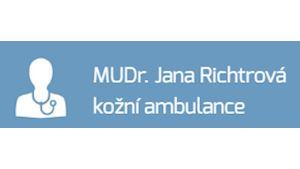 MUDr. Jana Richtrová - kožní ambulance