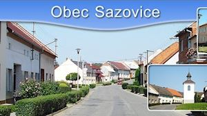 Sazovice - obecní úřad
