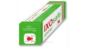 ALFA VITA – produkty pro boj s klíšťaty