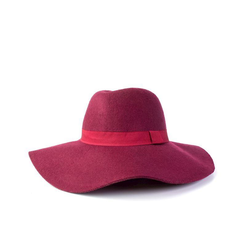 Dámský klobouk vlněný