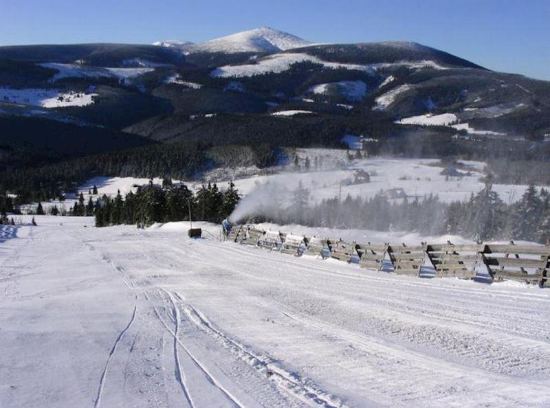 SKiMU - Ski areál Malá Úpa - fotografie 3/18