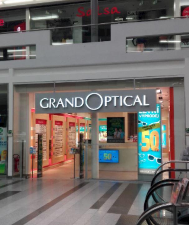 GrandOptical - oční optika Zlaté Jablko - fotografie 1/17