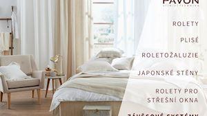 Comfort - záclonový a závěsový systém