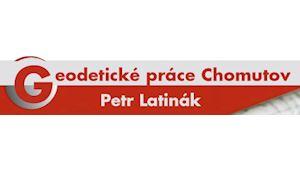 Geodetické práce Chomutov - Petr Latinák