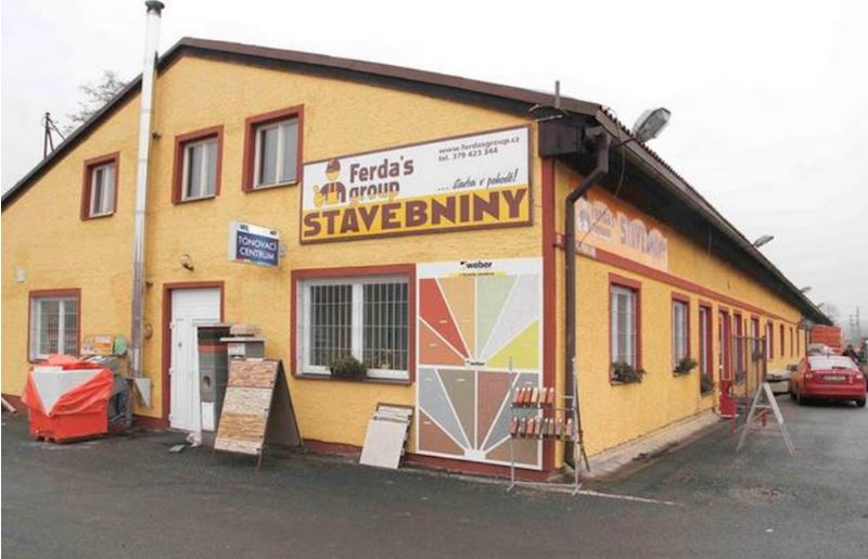 Stavebniny FERDA'S Group, s.r.o. - fotografie 2/15