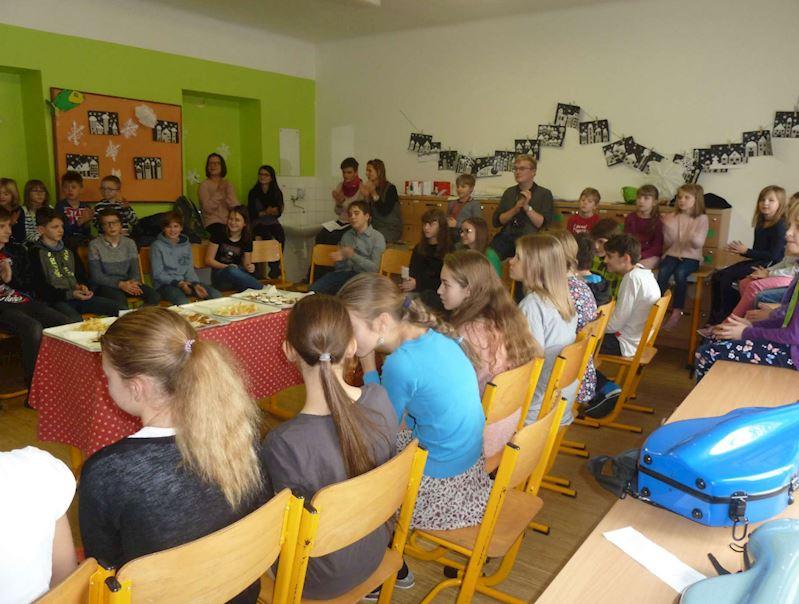 Cyrilometodějská církevní základní škola, Lerchova 65, Brno - fotografie 8/10