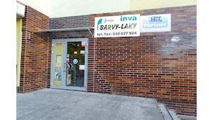 Barvy-laky Inva