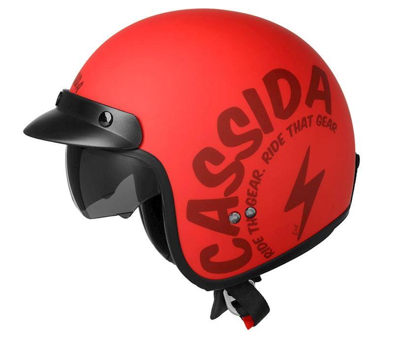 CASSIDA Helmets - fotografie 15/20