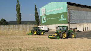 Zemědělská společnost Kosova Hora, a.s. - zemědělská výroba - profilová fotografie