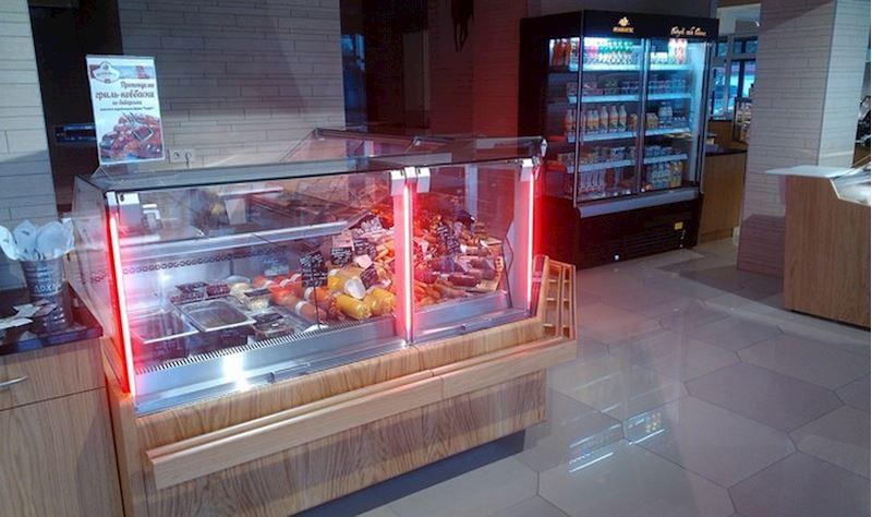e-VITRÍNY – stolní a cukrářské vitríny - fotografie 7/20
