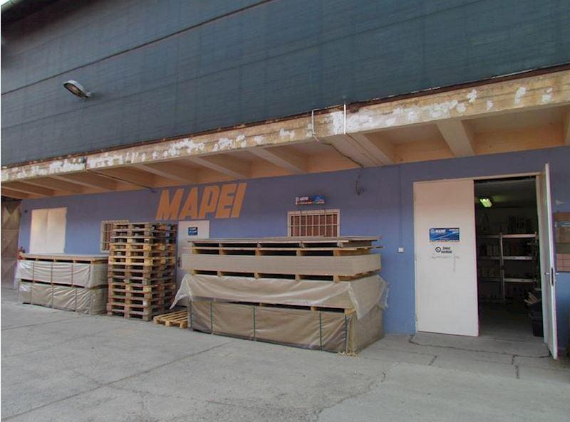 Prodejna Mapei Praha