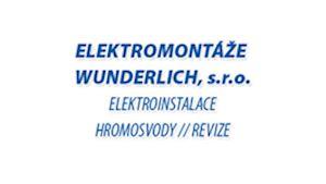 Elektromontáže Wunderlich, s.r.o.