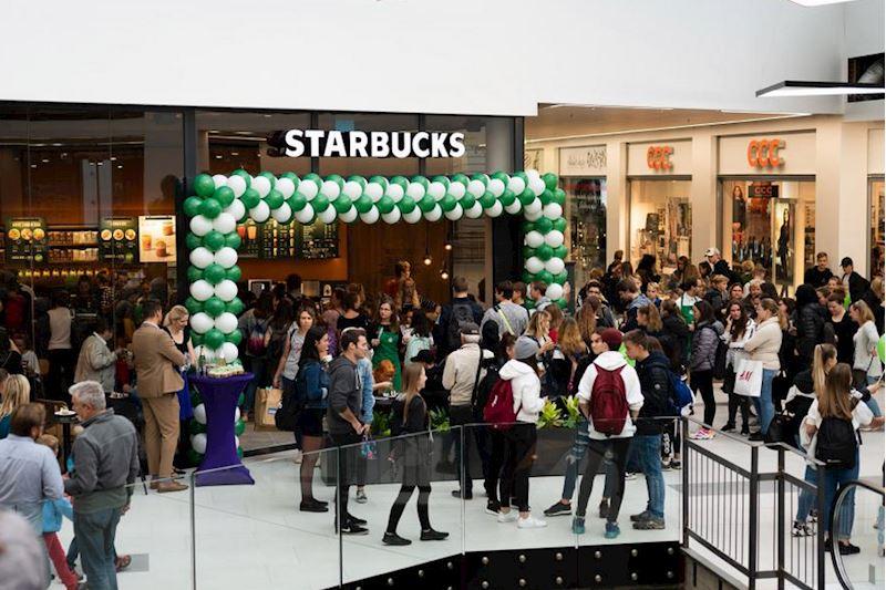 Starbucks Liberec