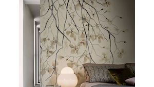 vnitřní tapeta: ramage / design: antonella guidi   / rok: 2016