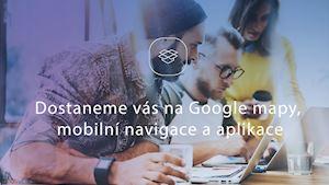 Dostaneme vás na Google mapy, mobilní aplikace a navigace