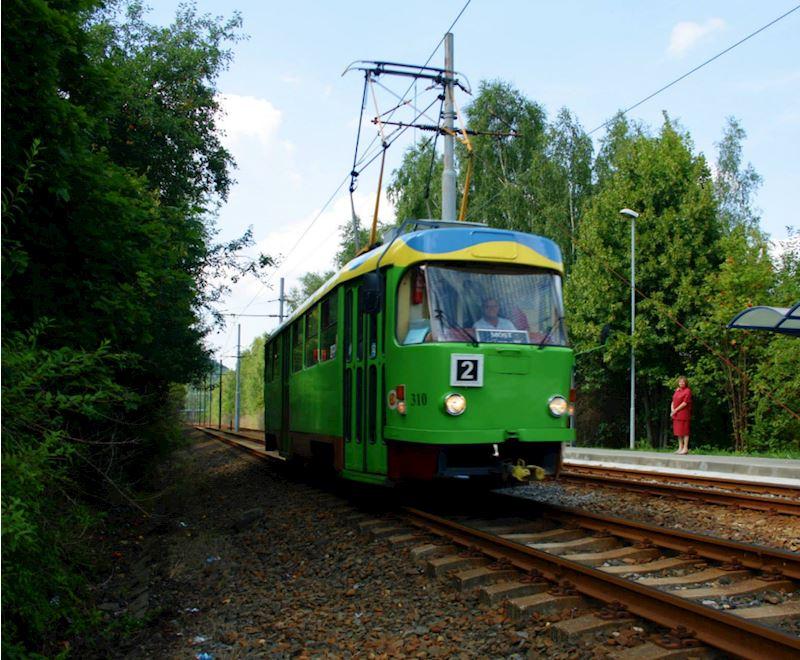 Dopravní podnik měst Mostu a Litvínova a.s. - fotografie 5/13