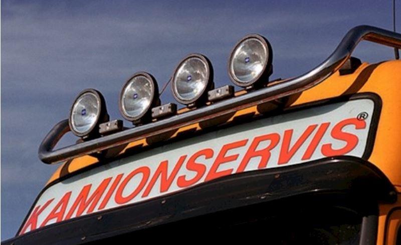 KAMIONSERVIS Praha, a.s. - mezinárodní kamionová přeprava - fotografie 16/23