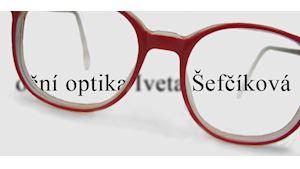 Oční optika - Šefčíková Iveta