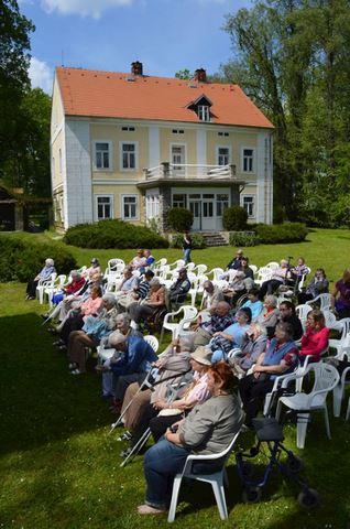 Památník Karla Čapka ve Staré Huti u Dobříše - fotografie 13/14