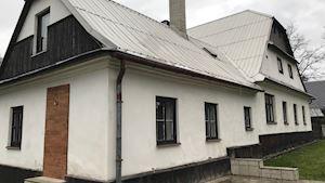 Prodej chalupy - objekt k bydlení 1 563 m3 OP