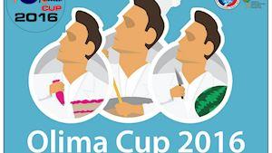 Kuchaři a cukráři na soutěži Olima cup 2016