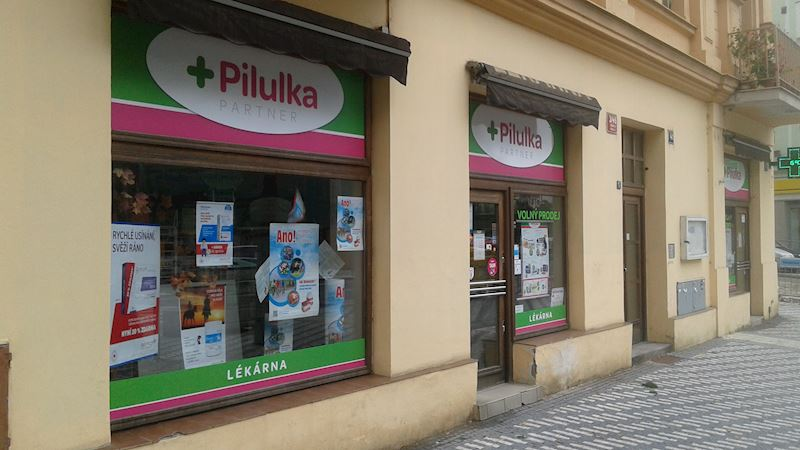 Lékárna Praha Vršovice