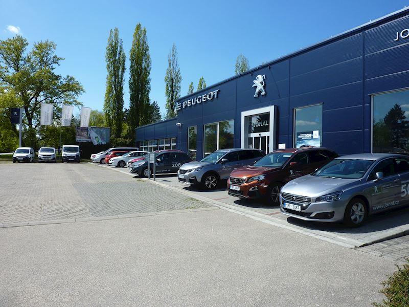Peugeot Jonal, spol. s r.o. - fotografie 2/15