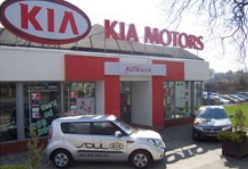 AUTA s.r.o. - autorizovaný prodej a servis vozů Kia, Opel, Nissan a Isuzu Příbram - fotografie 2/5