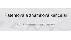 Ing. Kateřina Gregorová - ochranné známky (trademarks), patenty, užitné a průmyslové vzory