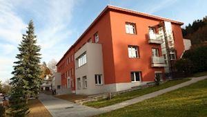 Dětský domov, Mateřská škola, Základní škola a Praktická škola Zlín